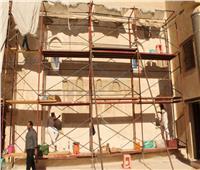 «الآثار الإسلامية والقبطية» تبدأ ترميم الدير الأحمر بسوهاج