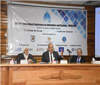 صور| «الخشت»: لابد أن يكون لجامعة القاهرة دور في التحول نحو الاقتصاد الرقمي