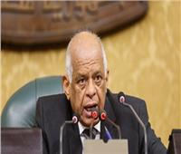 رئيس النواب يؤكد على أهمية مشروع قانون المحال التجارية