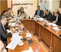 وزيرة التضامن الاجتماعي تترأس أجتماع لجنة تعديل قانون الجمعيات الأهلية