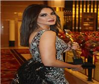 تكريم درة من «golden beirut awards» بلبنان