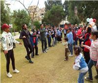 مهرجان ترفيهي لإدخال البهجة في نفوس ذوي الاحتياجات الخاصة بمتحف الطفل