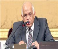 «السلمي» يهدي د.على عبد العال رئيس مجلس النواب درع البرلمان العربي
