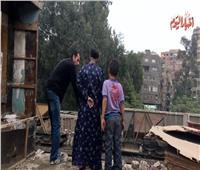 فيديو | أهالي دريسة بولاق الدكرور .. مأساة بين سورين ومترو