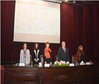 رئيس جامعة القاهرة: لابد من النظر للمرأة كإنسان