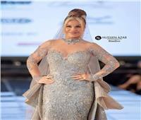 صور| موجة جديدة.. فستان نيكول سابا يشعل مواقع التواصل الاجتماعي