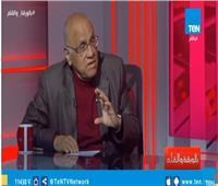 فيديو| القعيد: «الإخوان» سبب رئيسي في الزيادة السكانية