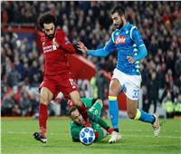فيديو| صلاح يبدع أمام نابولي.. ويقود ليفربول لثمن نهائي دوري الأبطال