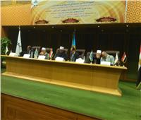 نائب رئيس جامعة الأزهر: نعكف على تطوير الفكر الديني وإثراء الحركة الثقافية