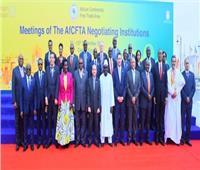 وزراء التجارة الأفارقة يوجهون الشكر لمصر على استضافة اجتماعهم السابع
