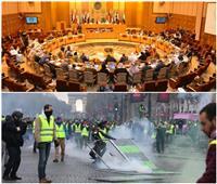 البرلمان العربي يوجه رسالة إلى باريس حول متظاهري «السترات الصفراء»