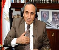 نقيب الصحفيين ناعيًا إبراهيم سعدة: من جيل الفرسان العظماء