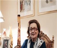 شاهد| بعد غياب.. أول ظهور لـ«سوزان مبارك»