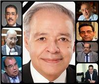 فيديو| تلاميذ إبراهيم سعدة: وداعًا «برنس» الصحافة المصرية