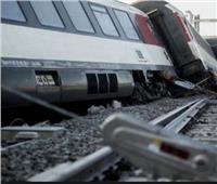 اصطدام قطار سريع بجسر في العاصمة التركية أنقرة
