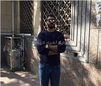 فيديو| خالد سليم يعزي أسرة الكاتب الراحل إبراهيم سعدة