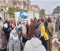 بالصور.. «مستقبل وطن» يكثف أنشطة منافذ الأغذية بالقاهرة
