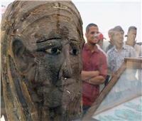 «قناع سقارة المذهب» ضمن أفضل 10 اكتشافات أثرية في 2018