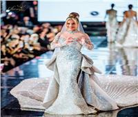مرصع بالألماس وضمان مدى الحياة.. تعرف على السعر الحقيقي لفستان نيكول سابا