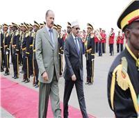 رئيس إريتريا يصل الصومال لأول مرة منذ أكثر من 20 عاما