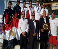 مصر تحصد لقب سباق النيل الدولي الأول للكانوي والكياك