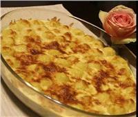 طبق اليوم.. «صينية كرات البطاطا»