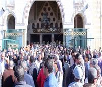 تشييع جنازة الفنان حسن كامي وسط غياب الفنانين| صور