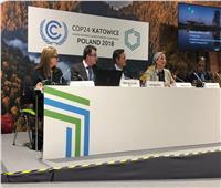 وزيرة البيئة تشارك في جلسة صندوق المناخ الأخضر