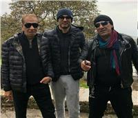 عمرو سعد ومحمد لطفي يصوران أولى مشاهد «حملة فرعون» في بيروت