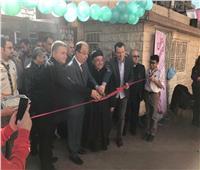 السفير اللبناني يشارك بافتتاح معرض الكنيسة المارونية