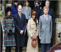 العائلة المالكة البريطانية تكشف عن بطاقات معايدة عيد الميلاد