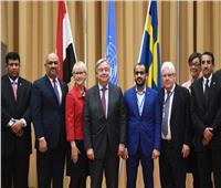 السعودية ترحب بالحل السياسي بين الحكومة اليمنية والحوثين