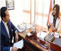 حوار| وزيرة الهجرة تكشف كواليس مؤتمر «مصر تستطيع بالتعليم»