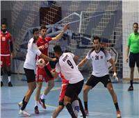 منتخب اليد يفوز على البحرين فى ودية الاستعداد للمونديال