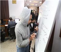 «النامي» يلتقي طلاب السعودية في ذكرى البيعة ويحثهم على الاجتهاد