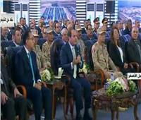 السيسي: «مفيش دولة قدرت تبني 2 مليون شقة في 7 سنين غير مصر»