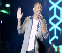 هنيدي وتركي والأمطار.. أبرز لقطات الحفل الأول للهضبة بالسعودية