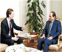 مستشار النمسا لـ«أخبار اليوم»: مصر نموذج في مكافحة الهجرة غير الشرعية «حوار»