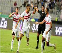 مصطفى فتحي يضيف السادس للزمالك أمام القطن التشادي