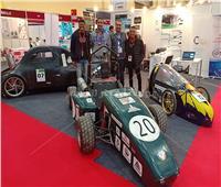 بالصور| 3 سيارات تشارك بجناح مركز تحديث الصناعة في معرض «أوتوتك»