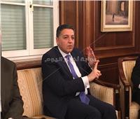 فيديو  السفير عمر عامر يكشف كواليس زيارة الرئيس السيسي للنمسا