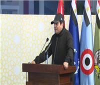 فيديو|رسائل الرئيس السيسي لطلبة الكلية الحربية