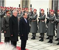 أحمد موسى: مراسم استقبال الرئيس السيسي في النمسا مشرفة وتليق بمصر