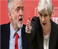 رويترز: زعيم حزب العمال البريطاني سيدعو إلى اقتراع على سحب الثقة من ماي