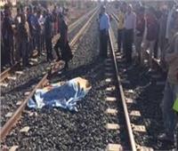 النيابة تصرح بدفن جثة طالبة صدمها قطار في بني سويف