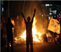صور| احتجاجًا على غلاء المعيشة.. المتظاهرون في تركيا: لن ندفع ثمن الأزمة الاقتصادية