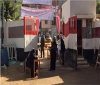 توافد الناخبين على لجان الانتخابات التكميلية بالعريش