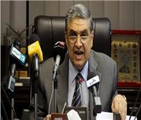 محمد شاكر يستقبل رئيس المنتدى العربي لمنظمي الكهرباء