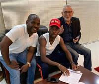 «جيرالدو» يزور النادي الأهلي