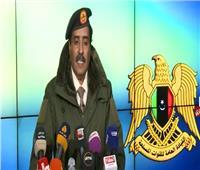 فيديو| متحدث الجيش الليبي: نتعرض لحرب شائعات هدفها هدم وحدة الصف